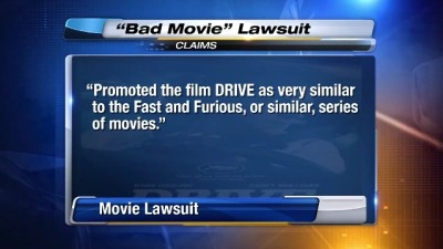 "thedailywhat:  Frivolous Lawsuit of the Day: In terrifying first for our nation, a Keego Harbor, Michigan woman is suing a film distributor because the movie she watched was not enough like Fast and Furious. Sarah Deming went to see Nicolas Winding Refn's latest action-drama film Drive in Novi after watching the movie's trailer. She claims in her lawsuit against Drive's distributor and Michigan movie theater chain Emagine that she was misled by the trailer into believing she was going to see a ""race action film…similar to the Fast and Furious, or similar, series of movies."" Deming and her attorney doubled down by claiming that what Drive lacked in driving it more than made up for with ""extreme gratuitous defamatory dehumanizing racism directed against members of the Jewish faith."" Oy vey. Deming is asking for a refund and an end to ""misleading movie trailers."" She plans on turning her complaint into a class action lawsuit next week. In a world where people have too much time on their hands… [clickondetroit / movies.]  Classic Parks and Rec Material right here"