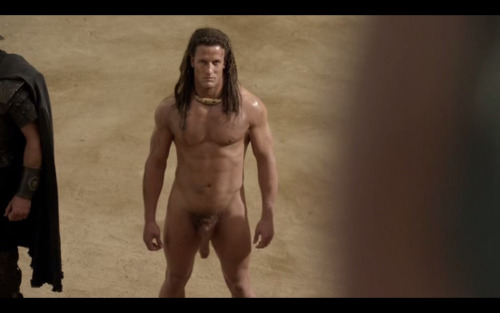 Mike Edward - Spartacus - Naked