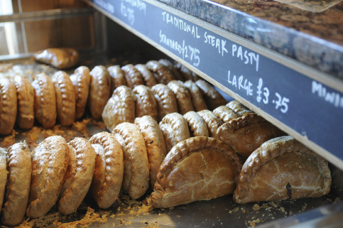 clottedcreamscone:  Stein's pasties by chocci-s on Flickr.