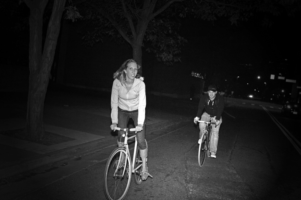 Bike Friends, Denver, 2011