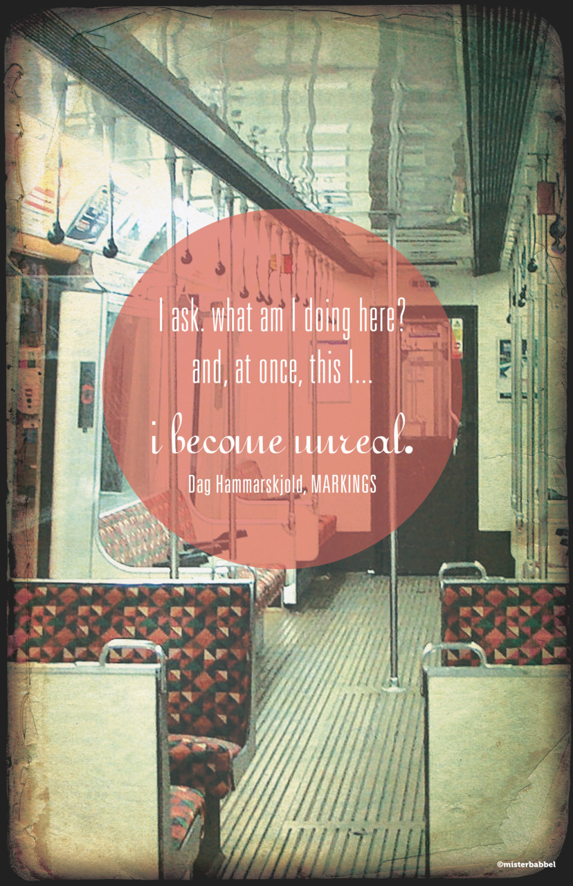 i become unreal. ©2011 misterbabbel design