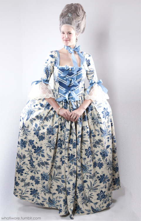 marie antoinette (via whatiwore)