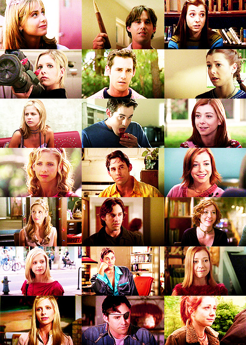 Scoobies through the years