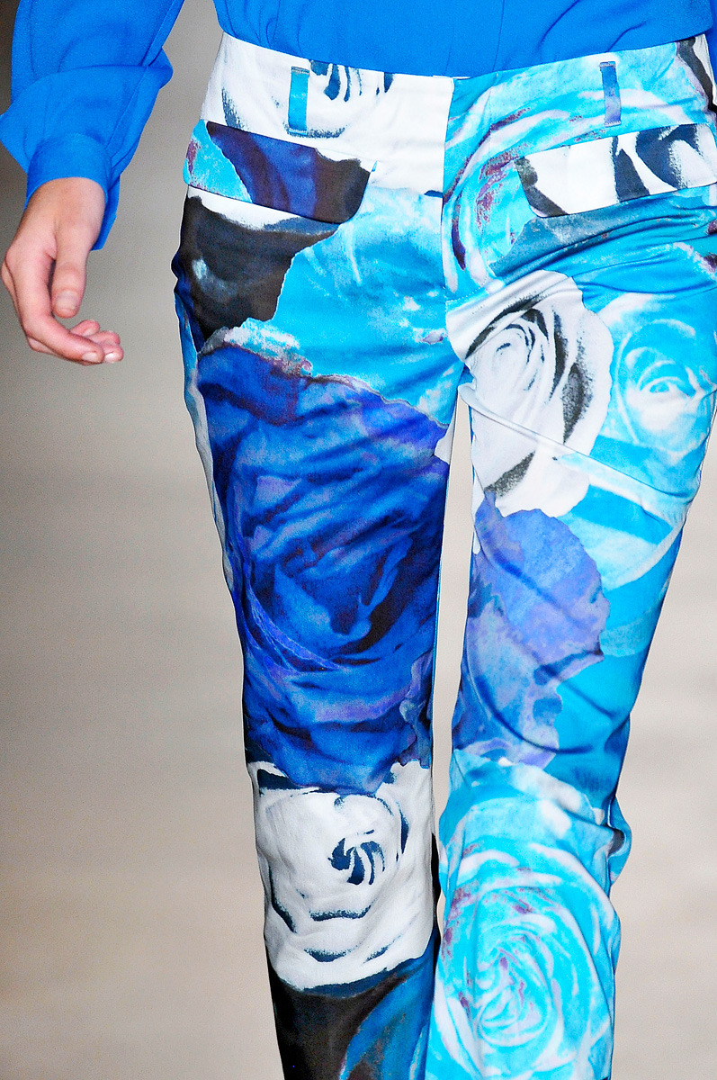 fashion-ocd:  Peter Som Spring 2012 Details