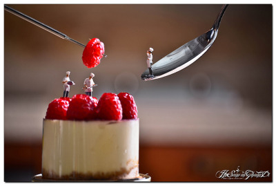 The Art of Dessert - EXPLORED Oct 6, 2011 by Hosam Al-Ghamdi .:|:. حسام الغامدي on Flickr.