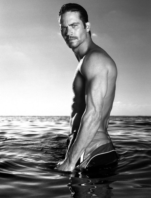 electricpastiche:  Paul Walker. He was my first celebrity crush. Gaahhhd he's hot!