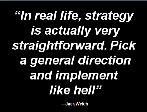 Implement like hell … with a feedback loop.