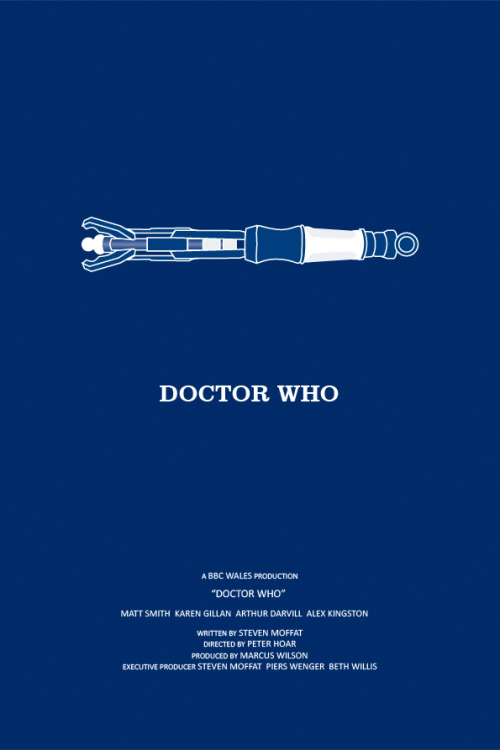 Doctor Who by britishindie Available for purchase here