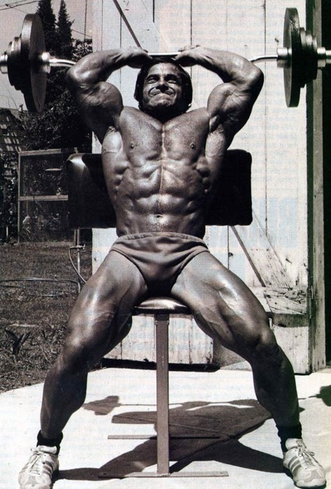 Franco Columbu  [view all posts of Franco]