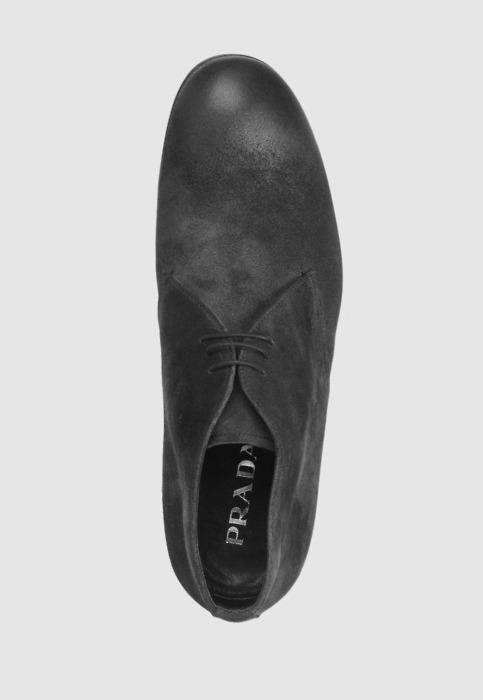 the shape of a proper shoe (disregarding prada)