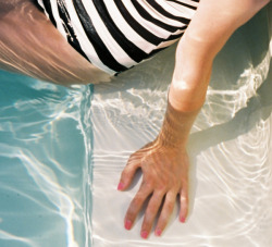 striped swim