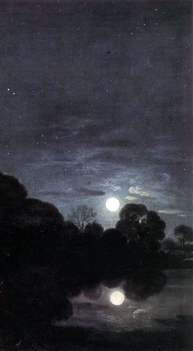 bnreimels:   Adam Elsheimer. Flight into Egypt, c1609.  TumbleOn)