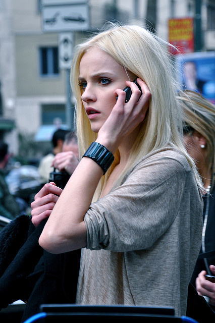 Super blond Ginta by Black_hair on Flickr.