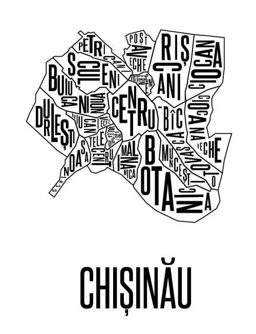 joshbois7:  Print of Chisinau sectors and mini-sectors.