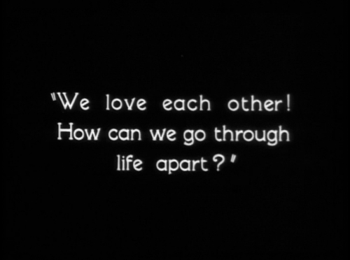 silent-films:  Eternal Love, 1929.