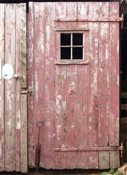 Pink Door, Belford, St. Cuthbert's Cove