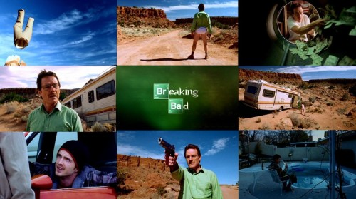 "thesunandotherstars:  Breaking Bad 1x01 - ""Pilot"" ""No. Change. Chemistry is the study of change."""