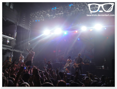 Cobra Starship - FBR15 one of the best concerts I've been too :) so much fun~