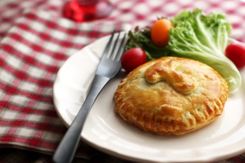 Mini Veal Meat Pies