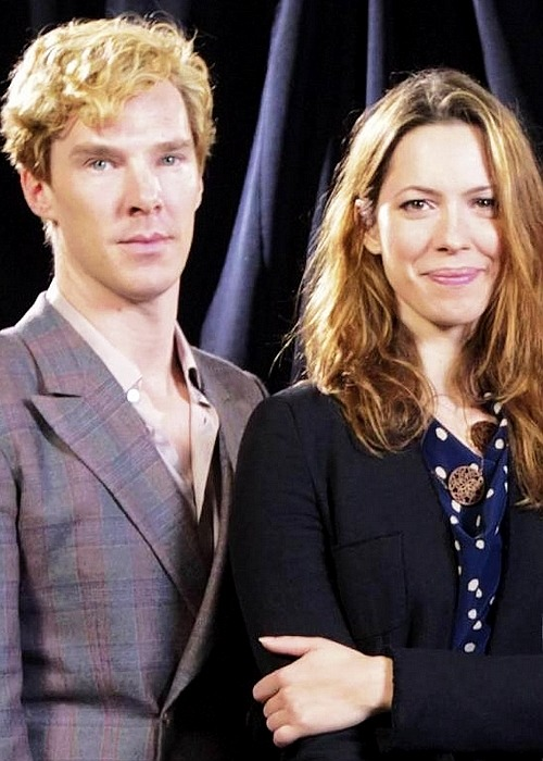 deareje:  Benedict and Rebecca, Christopher Tietjens and Sylvia Tietjens. Can't wait!! Parade's End press conference on October 9, 2011 in Nieuwpoort.