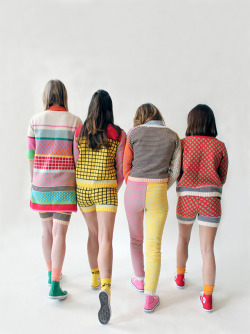 screensociety:  Amazing knitwear from allknitwear