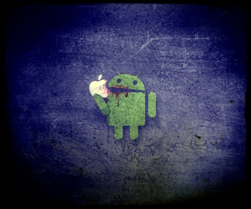 Bad android!