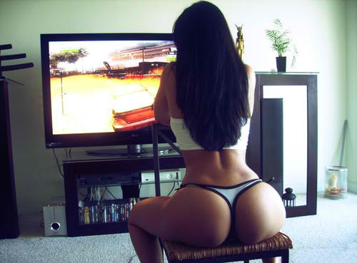 ass & video games