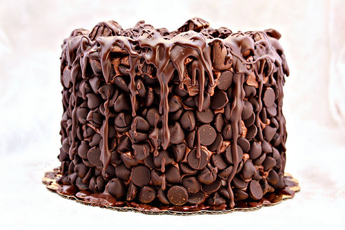 boyfriendreplacement:  Chocolate Wasted Cake Recipe  whoa