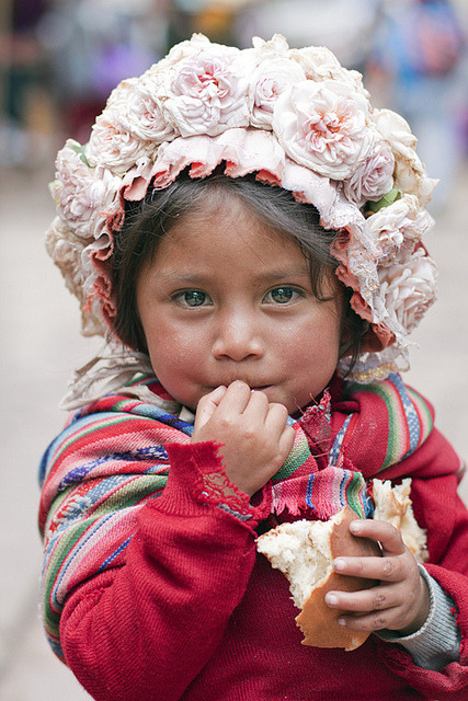 pusterbosey:  Cutest girl I saw in Peru by ★Clandestino on Flickr.