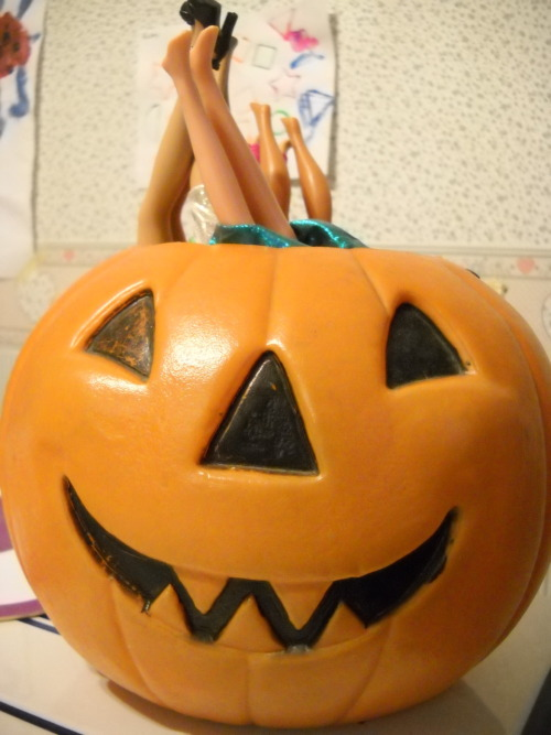 "I knew I shouldn't have trusted that fairy godmother to turn this pumpkin into a coach!  Her wand said ""Made in China."""