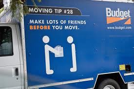 "So you're moving. Well unless you enjoy being taken advantage of on the most stressful day you've had all year, you're in for a bumpy ride. With only two NYC, post college moves under my belt, I now I have a 'blacklist' of, you guessed it, two moving companies. What's that? You'd like me to tell you which companies so that you may avoid them in your upcoming move? Well I have good news and bad news. The bad news: my roommates and I settled with the first company, and in exchange for a partial refund, we agreed to stop leaving them angry messages, and never mention their name again. The good news: the second company (that recently screwed us at the end of August 2011), is ""A & A Alliance Moving,"" but you might know them by their kitschier name, ""Two Guys and a Truck."" If you have any common sense at all, you will heed my advice and avoid this company. Like everyone else with an upcoming move, my roommate and I researched, called around, acquired estimates, left ample time to pack, and were ready to be moved on 8/31. My first clue should have been that different people kept calling me from the company using different numbers, and one person seemed to have no idea that I had already arranged a move with the other person. To keep a long story short, I will bullet point the sequence of events that followed: -they called the night before and let me know they needed to show up 2 hrs late (which was fine because we still needed to sign the lease and get the key! oops…) -they called me back the morning of, saying they would be there at the original time -I told them no, that wouldn't work, we had already adjusted our schedule to accommodate them -they told me we had no choice but to change to the second appointment of the day -I agreed -mistake. -it got later and later in the day, and after being yelled and cussed at by their angry Russian boss, they finally showed up -it was 5:30pm when more angry Russians showed up at our apartment, looked around, and decided THEY WERE NOT GOING TO MOVE US -haha, what? my roommate and I looked around in disbelief -they then had the balls to ask for $100 extra per mover (just a little incentive. I guess they were feeling 'unmotivated') -they then assured us they would be back in the morning, with an extra guy, that would save us time and money -we were skeptical. -they actually showed up. -they are now ""Four Guys and a Truck"" -the head guy likes to argue, which is slightly amusing at first, but quickly grows tiresome -eventually the truck is loaded, and we are on our way -we tell them we will meet them at the new apartment -mistake. -for some reason it took them two hours to drive from Sunnyside, Queens to Washington Heights -we call. -they ask US for directions (-my theory: they had themselves a sit-down-lunch) -I regret not following them in a cab -they arrive -my roommate, a friend and myself end up sitting in a corner awkwardly watching them move our belongings, and intermittently shooting each other meaningful and ironic looks -at some point they decide it will take 3 of them to put together a piece of IKEA furniture; and at this point the moving of our items has come to a standstill. when my roommate asks if maybe two people can work on assembling the furniture and the other two can move our belongings, the ornery, combative leader says to us word for word, ""You wanna help?"" (""No mo-fo. That's why we hired you."") -this day was also interspersed with angry phone calls during which their boss tried to make excuses for their 2 hrs of travel time (NOT during rush hour), and actually hung up on us. yes, that's right, a grown man yelling inaudibly and hanging up the phone. -eventually they left, and a move that had been estimated once online AND once in person was now at least $300 more than we were told it would be Yes, we all know, that if you're moving, you will likely be taken advantage of, especially if they claim to have the ""best deal around,"" however, if you ""make friends before you move,"" you can sit around in the corner of your new apartment shooting each other meaningful and ironic looks as you text back and forth about how much you can't wait for the day to be over."