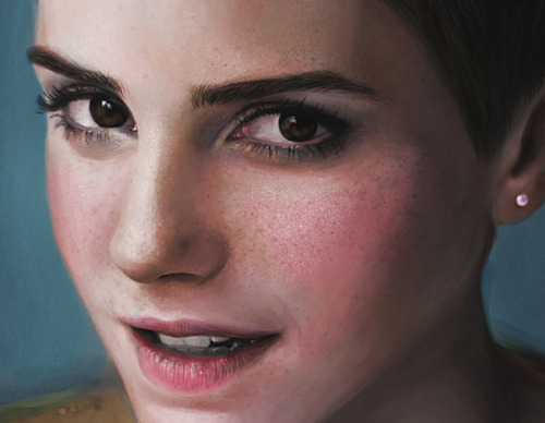 imorawetz:  Emma Watson (coloured) Highres here.