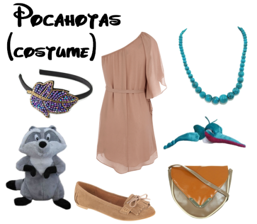 disneydesigns:  Pocahontas, costume-y. Sites and prices for Pocahontas. I feel like I'm really bad at the costume-y outfits. Ugh.