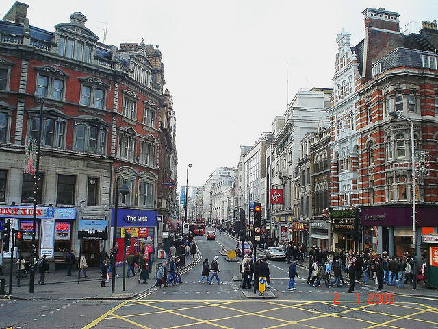 London Street by marlenells on Flickr.