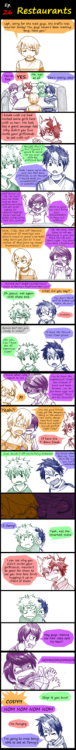 madelinelime:  Aww Dude…Ep 26 by *Teh-Akuma-Yoru Aww Dude… will forever be one of my favorite comics. The fact that it is all real shit that happens to these guys is even more amazing. Them finding out he made their daily shenanigans into a comic is brutal, but hilarious.