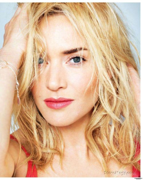 bohemea:  Kate Winslet - Marie Claire France by James White, November 2011
