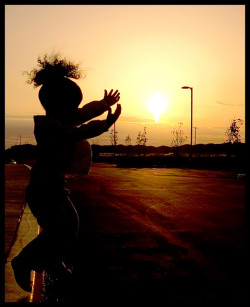I Wanna Jump at the Sun! by diyosa on Flickr.