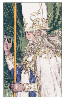 Tarot Cards - The Hierophant
