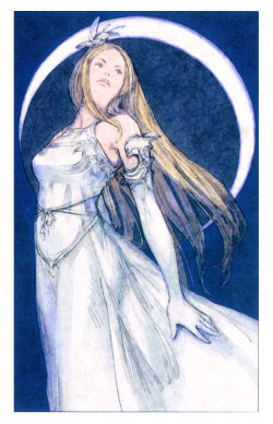 Tarots Cards - The Moon