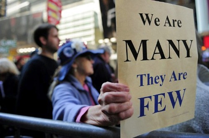 aljazeera:    Occupy Wall Street's secret weapon | Fault Lines Blog