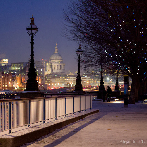 St Pauls's Cathedral, London (by Alejandra Click)
