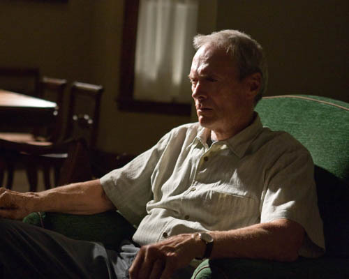 Clint Eastwood to act again in Trouble With The Curve We weren't expecting to tell you about new projects starring Clint Eastwood anytime soon, given that the all-rounder announced his retirement from acting following Gran Torino.  Eastwood decided to focus his talents on directing instead, so it's great to be able to report that he will return in front of the camera in Trouble With The Curve. It sounds like a plum role for Eastwood too, with a premise that reads like a warning to bring a hankie or two with you to the cinema.[FOR THE FULL STORY, CLICK ON CLINT OR FOLLOW THIS LINK]