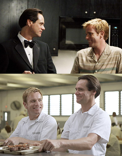 I Love You Phillip Morris such a good movie. more people should watch it