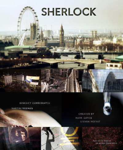 sheriffspencer:  TV shows I love | Sherlock (BBC)