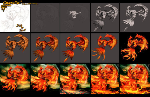 "pb-resources:  ""Tutorial - Phoenix"" by GENZOMAN"