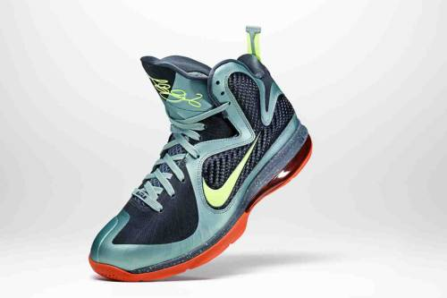 "LeBron's new shoe - the latest being dubbed ""The Cannon"" - will cost a cool $170.  It's only a matter of time before he tips the $200 price point, right?  Also: ""The Cannon will first be released exclusively in Miami as a sign of appreciation and respect for LeBron's South Florida fans and community.""   Did Cleveland ever get a respect-based shoe? (photo via Nike Basketball)"