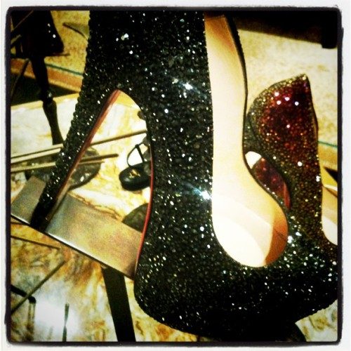 bergdorfgoodman:  Louboutin Love! - James A #fashion #visual  (Taken with instagram)