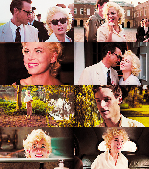 """All people ever see is Marilyn Monroe."""