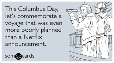 pleatedjeans:  happy columbus day. via