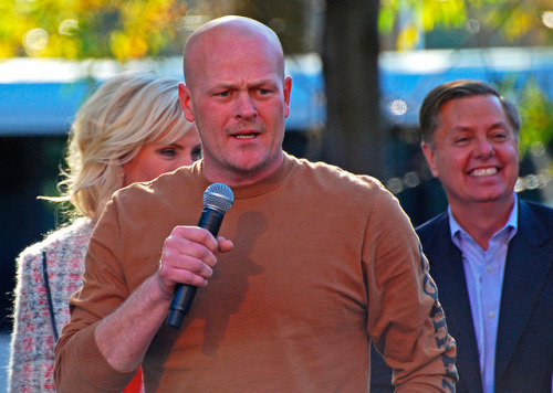 "Joe the Plumber to run for Congress in 2012 That may be Rep. Wurzelbacher to you: Today's profile in not realizing when your moment has passed comes courtesy of ""Joe the Plumber,"" who has filed papers to run for the House of Representatives in Ohio's 9th congressional district. (Among the other folks running: Joe's polar opposite, Dennis Kucinich, who will be mired in a primary as a result of redistricting.) Joe's rise to national prominence came in 2008, after he challenged then-candidate Barack Obama at an Ohio event over his tax plan, then became a McCain talking point in the final presidential debate. There was a brouhaha he might run back in 2010, when he would've been part of the conservative tide rushing into Washington, and that climate would've buoyed him, but now? We think that was his shot, and he passed on it. source Follow ShortFormBlog"